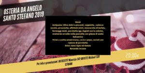 Santo Stefano 2019